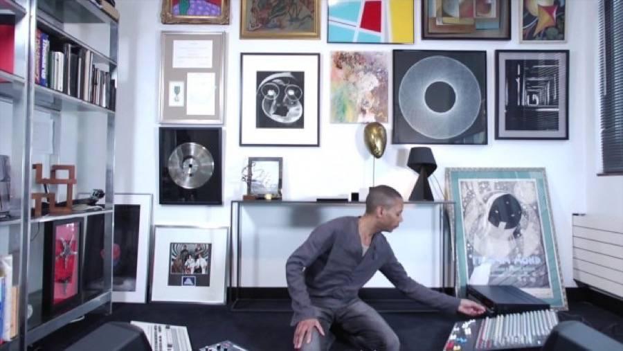 Jeff Mills - Exhibitionist 2 - Studio Mix