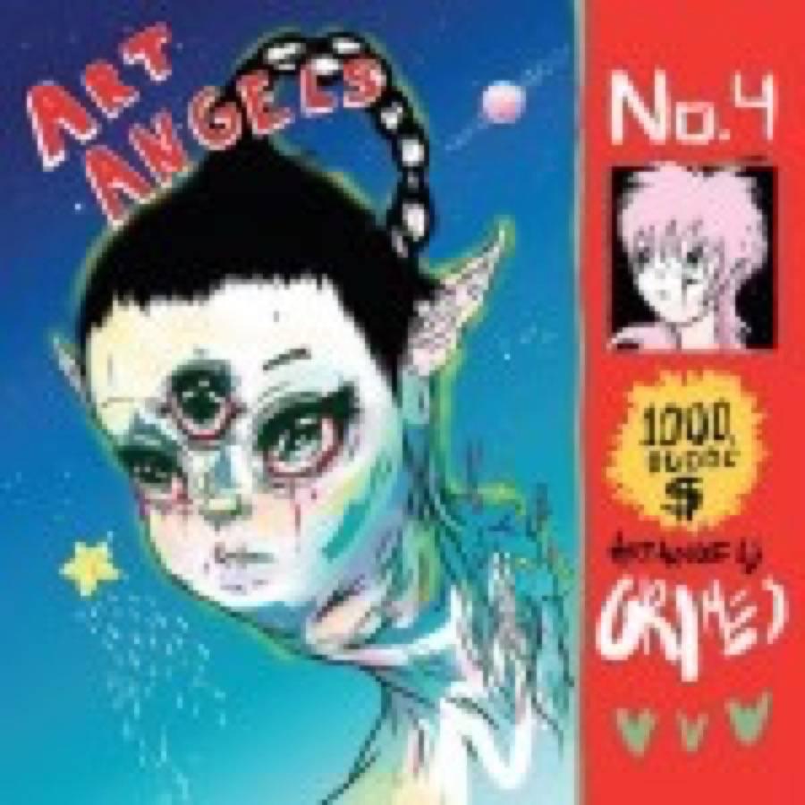 Grimes – Art Angels