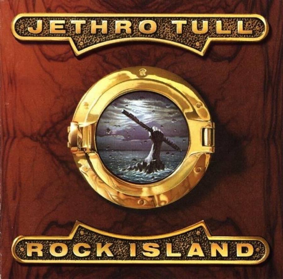 Jethro Tull Rock Island Tour