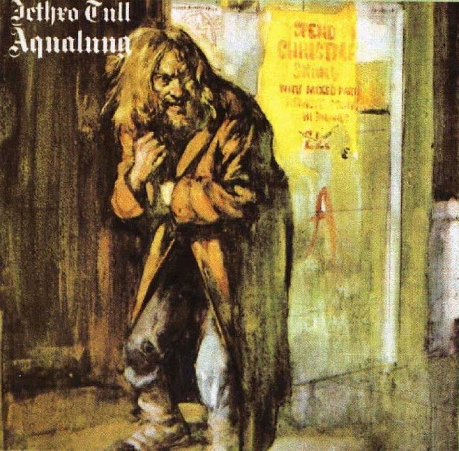 Jethro Tull - Aqualung   Recensioni   SENTIREASCOLTARE
