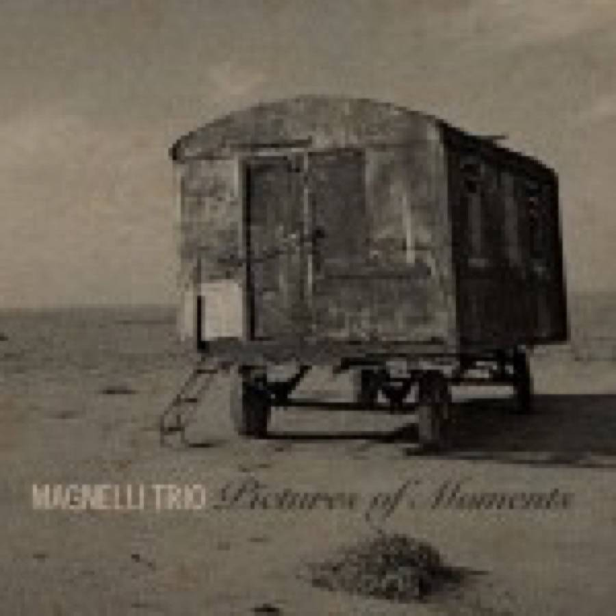 Marco Magnelli Trio – Pictures of Moments