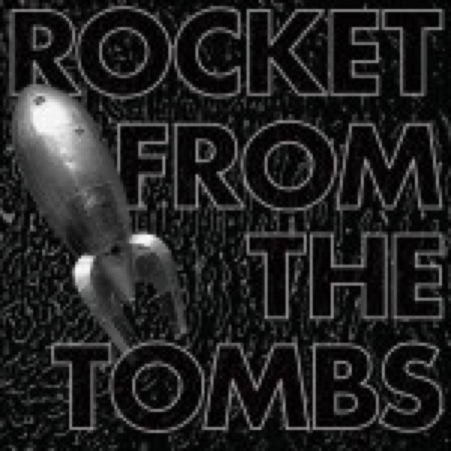 Rocket From The Tombs – Black Record