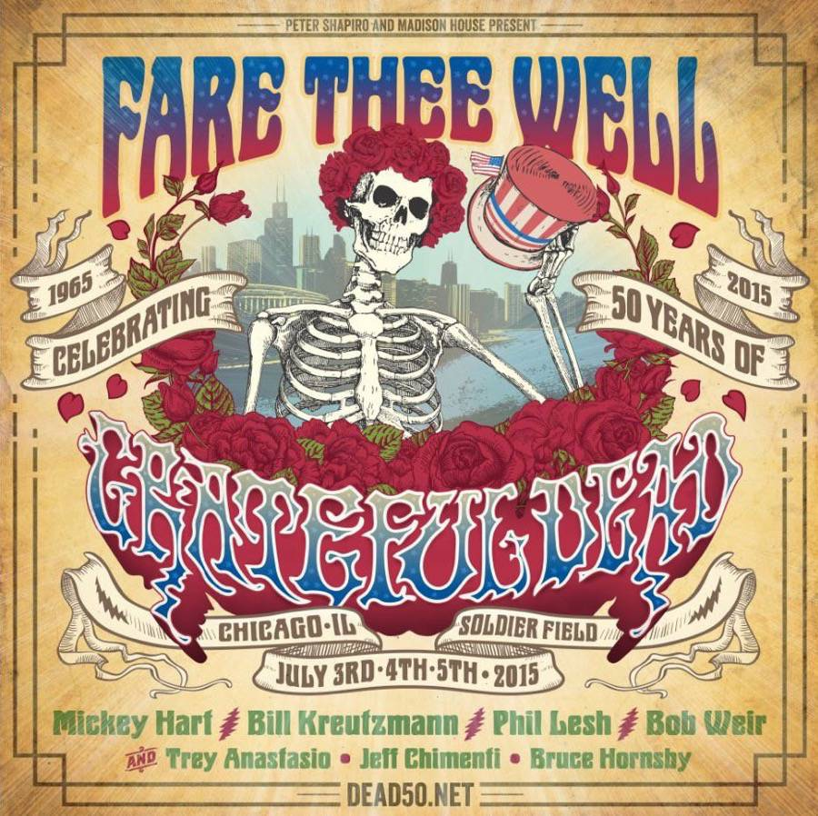 The Best Of Fare Thee Well Celebrating 50 Years Of The