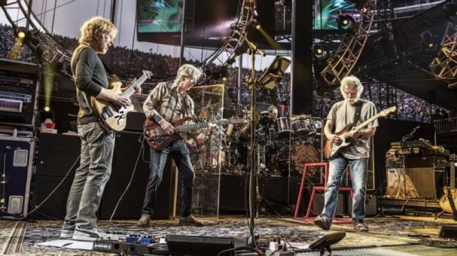 The best of fare thee well celebrating 50 years of the grateful