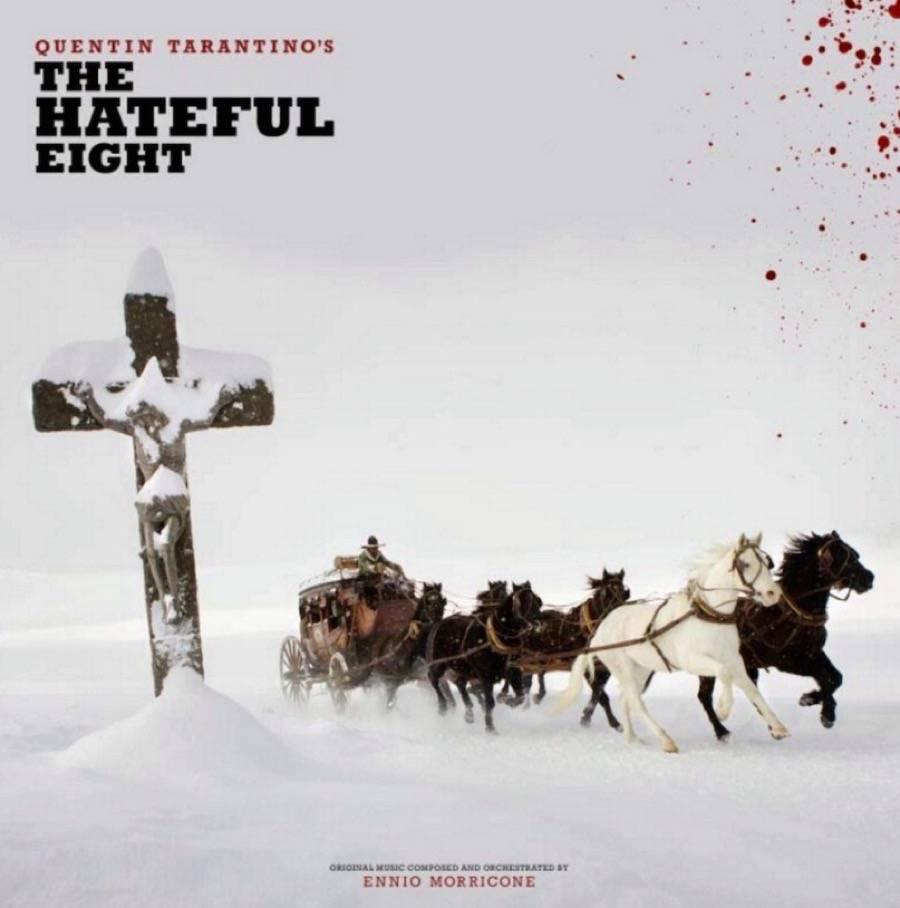 Morricone – The Hateful Eight (Colonna Sonora)