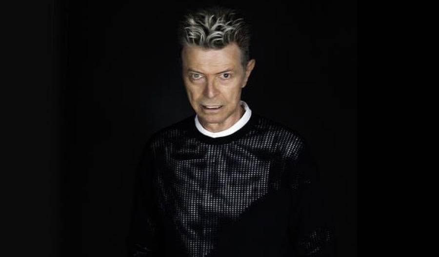 David Bowie Lazarus pic