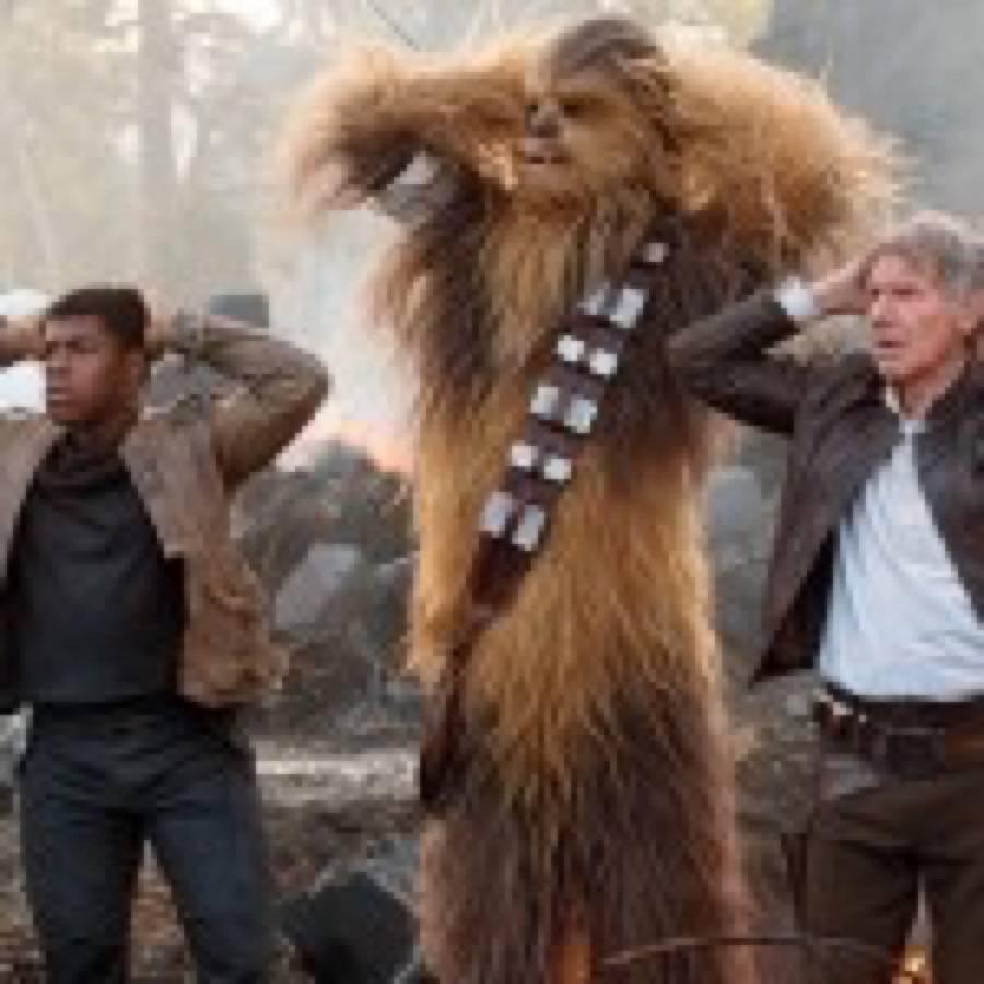 Star Wars 7: reazioni entusiaste alla premiere