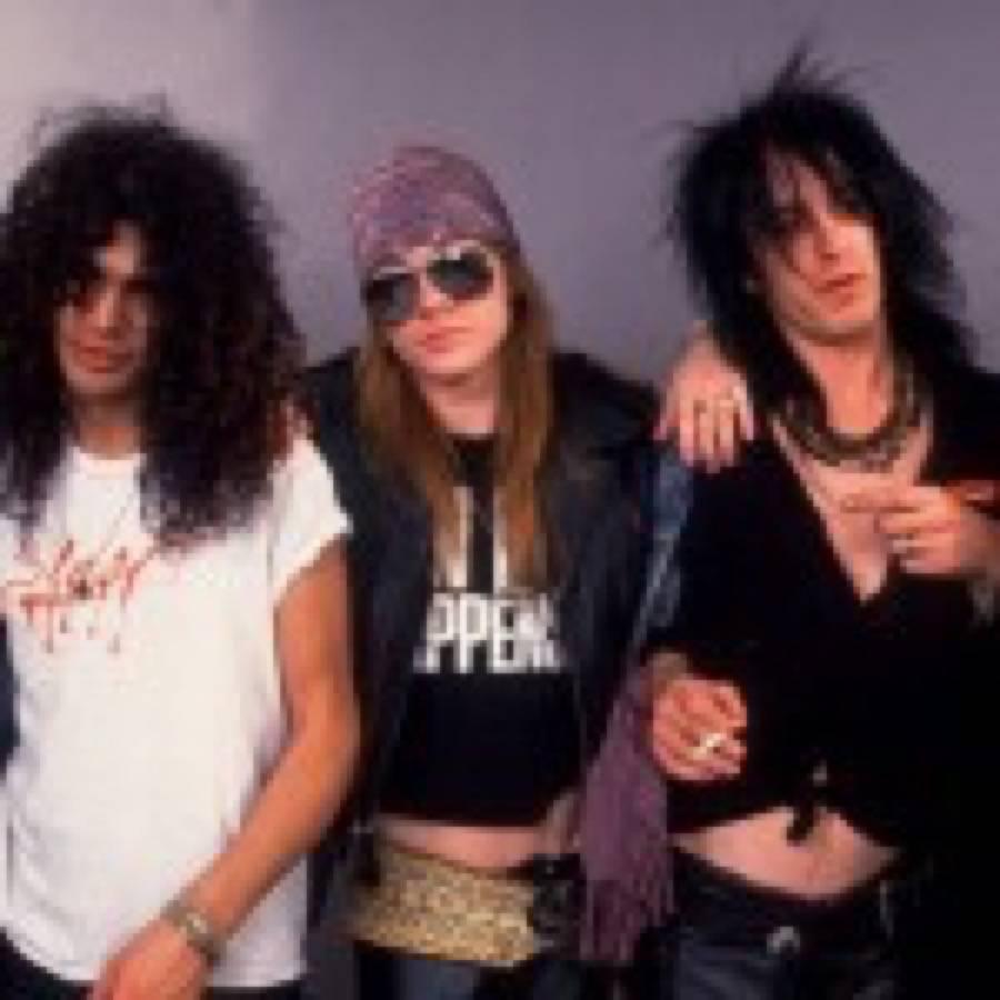 Guns N' Roses, Firenze Rocks, 2020