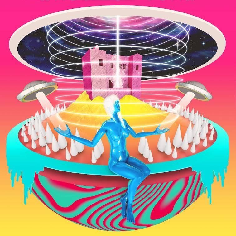 Ypsigrock Festival 2016 - artwork by maysgrafx