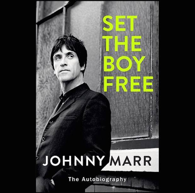 Set the Boy Free johnny marr