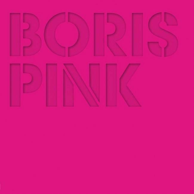 Boris – Pink