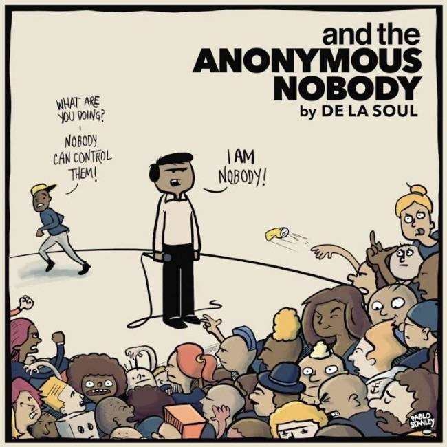 and the Anonymous Nobody (ATAN)