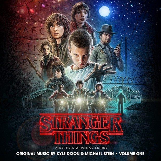 Stranger Things, Vol 1