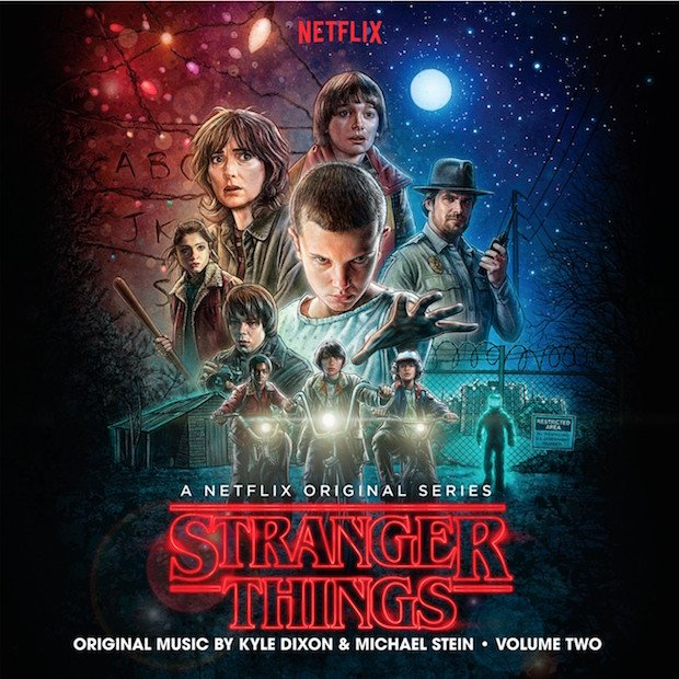 Stranger Things, Vol 2