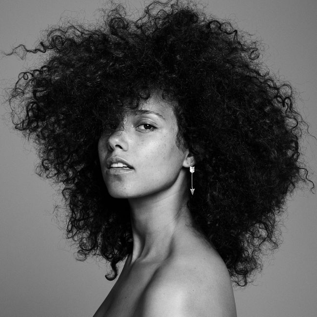 Alicia Keys – HERE