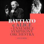 BATTIATO e ALICE + Ensemble Symphony Orchestra – Live In Roma