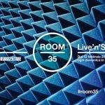 #Room35. Domenica 26 marzo la diretta streaming Facebook e Youtube con Giorgio Ciccarelli