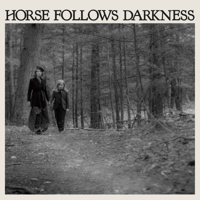 Horse Follows Darkness