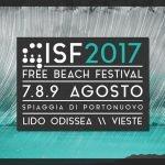 ISF 2017 – Free Beach Festival