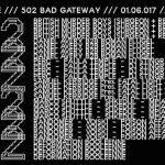 502 Bad Gateway 2017