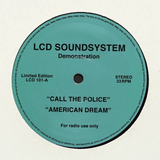 Call the Police / American Dream