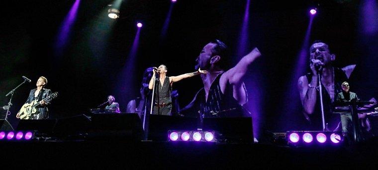 Depeche mode a roma la setlist e gli streaming del - Depeche mode in your room live 2017 ...