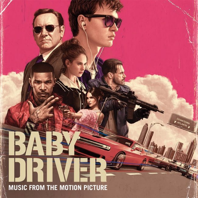 Music From The Motion Picture Baby Driver