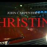 John Carpenter – Christine
