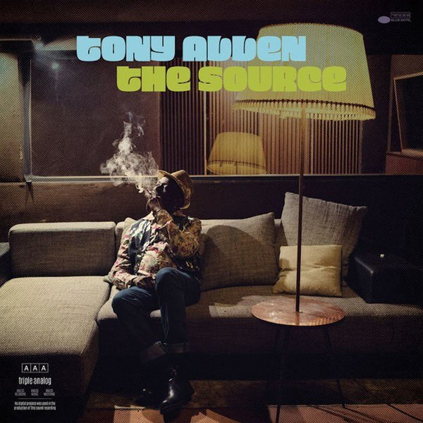 Tony Allen – The Source