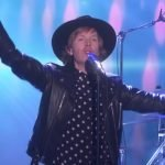 "Beck esegue ""Up All Night"" da ""Ellen"""