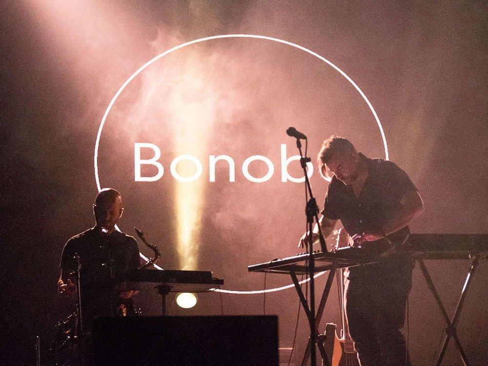 Disponibile in streaming il djset di un'ora di Bonobo