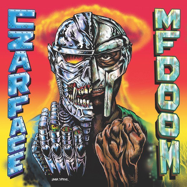 Czarface Meets Metal Face!