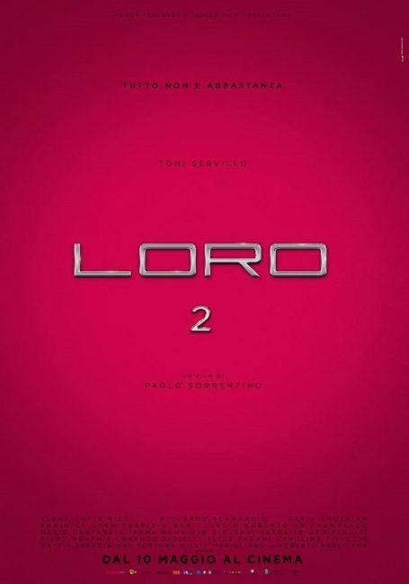"""Loro 2""""  Trailer ufficiale per la seconda parte del dittico"""