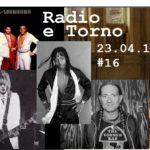 In ascolto il podcast di 40 anni fa: Radio e Torno #16 – 23 aprile 1978