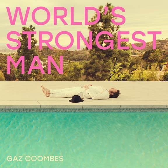 "Gaz Coombes (Supergrass). Il nuovo album ""World's ..."