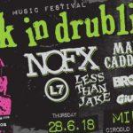 l7, NOFX, Giuda, Milano, Circolo Magnolia, Punk in Drublic 2018