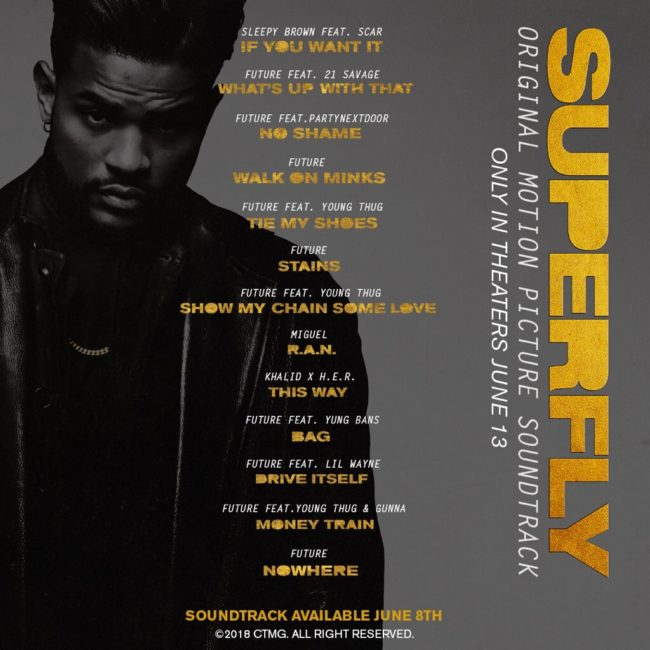 Superfly – Original Motion Picture Soundtrack