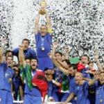 Calcio, su Netflix le partite dell'Italia campione del mondo 2006