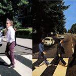 McCartney sulle strisce di Abbey Road al contrario