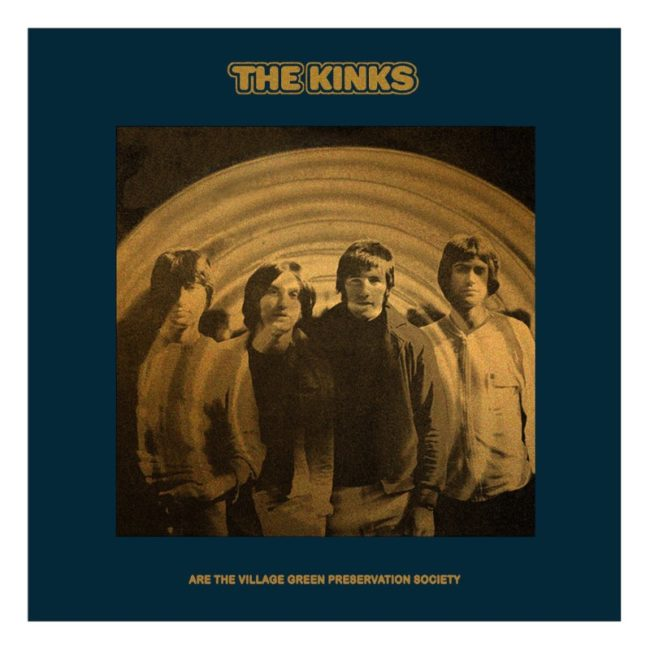 The Kinks Are The Village Green Preservation Society 50th Anniversary Edition