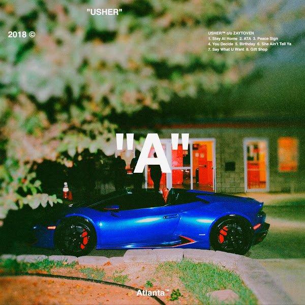 Usher-A