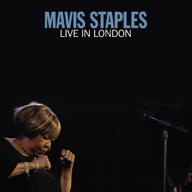 Mavis Staples – Live In London
