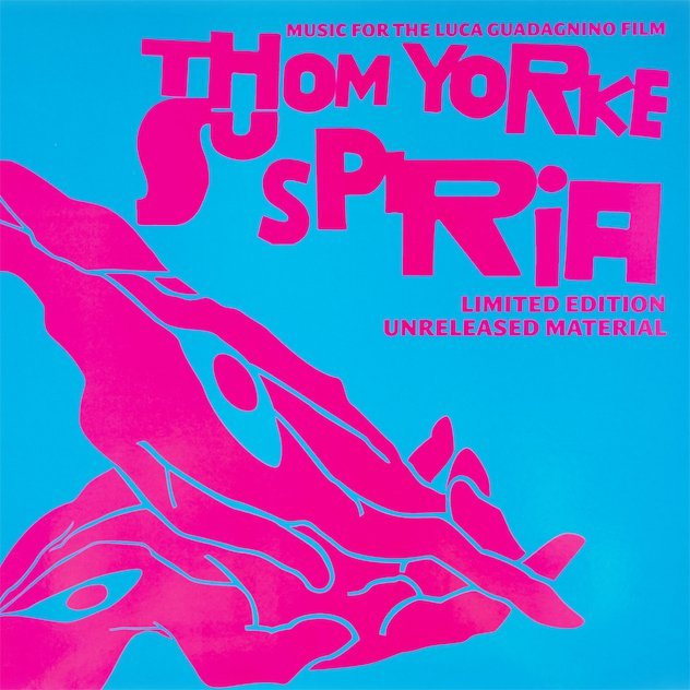 Suspiria Limited Edition Unreleased Material