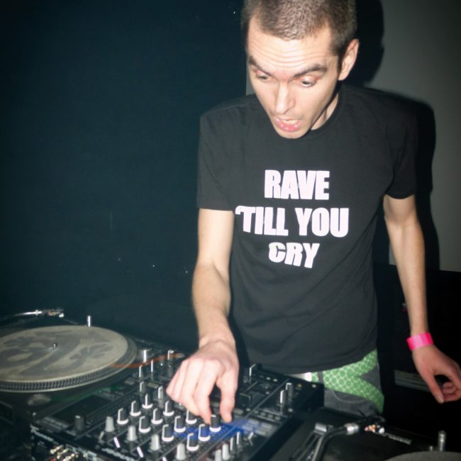 Rave 'Till You Cry