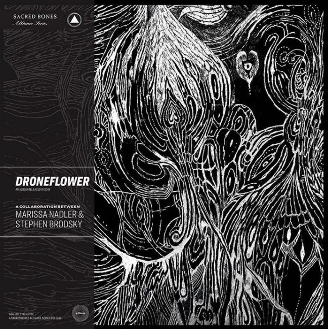 Marissa Nadler and Stephen Brodsky – Droneflower