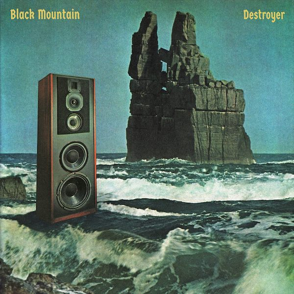 Black Mountain – Destroyer