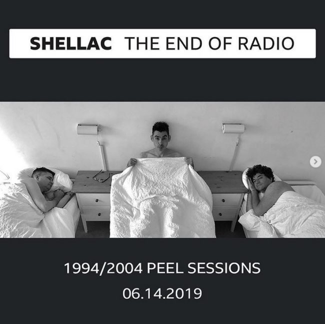 The End Of Radio – 1994 / 2004 Peel Sessions