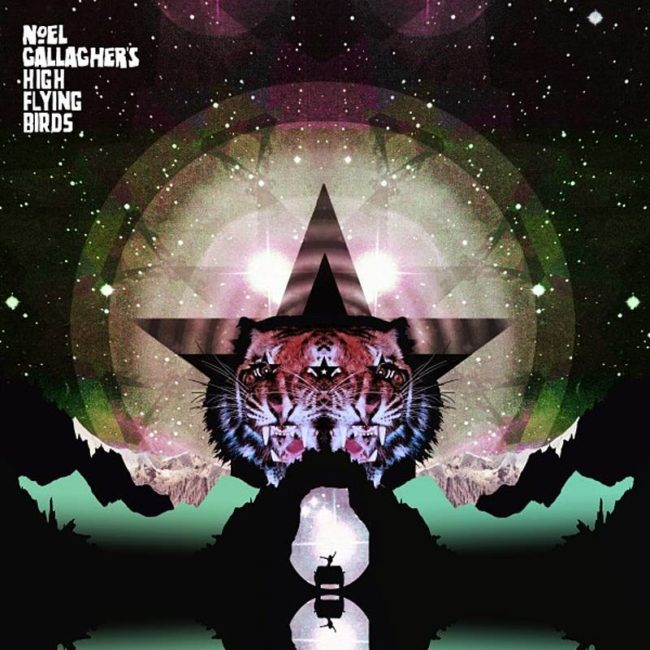 Noel Gallagher's High Flying Birds – Black Star Dancing