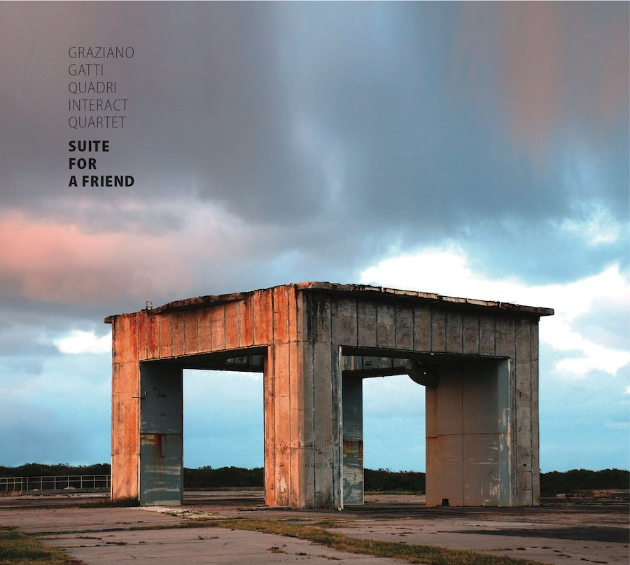 Graziano Gatti Quadri Interact Quartet  – Suite for a Fiend
