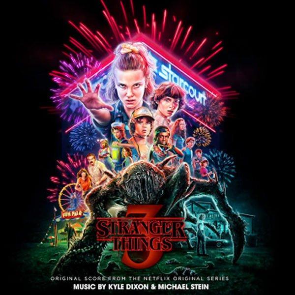 Stranger Things 3 – Original Score From the Netflix Original Series